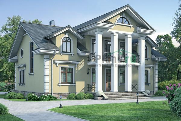 Plans ru готовые проекты коттеджей