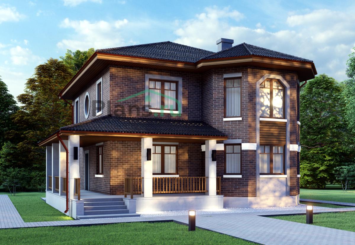Дизайн квартиры площадью 170 квм