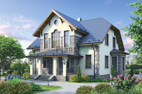 Фото проекта дома из