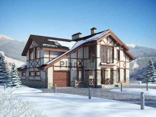 Альпийские дома фото