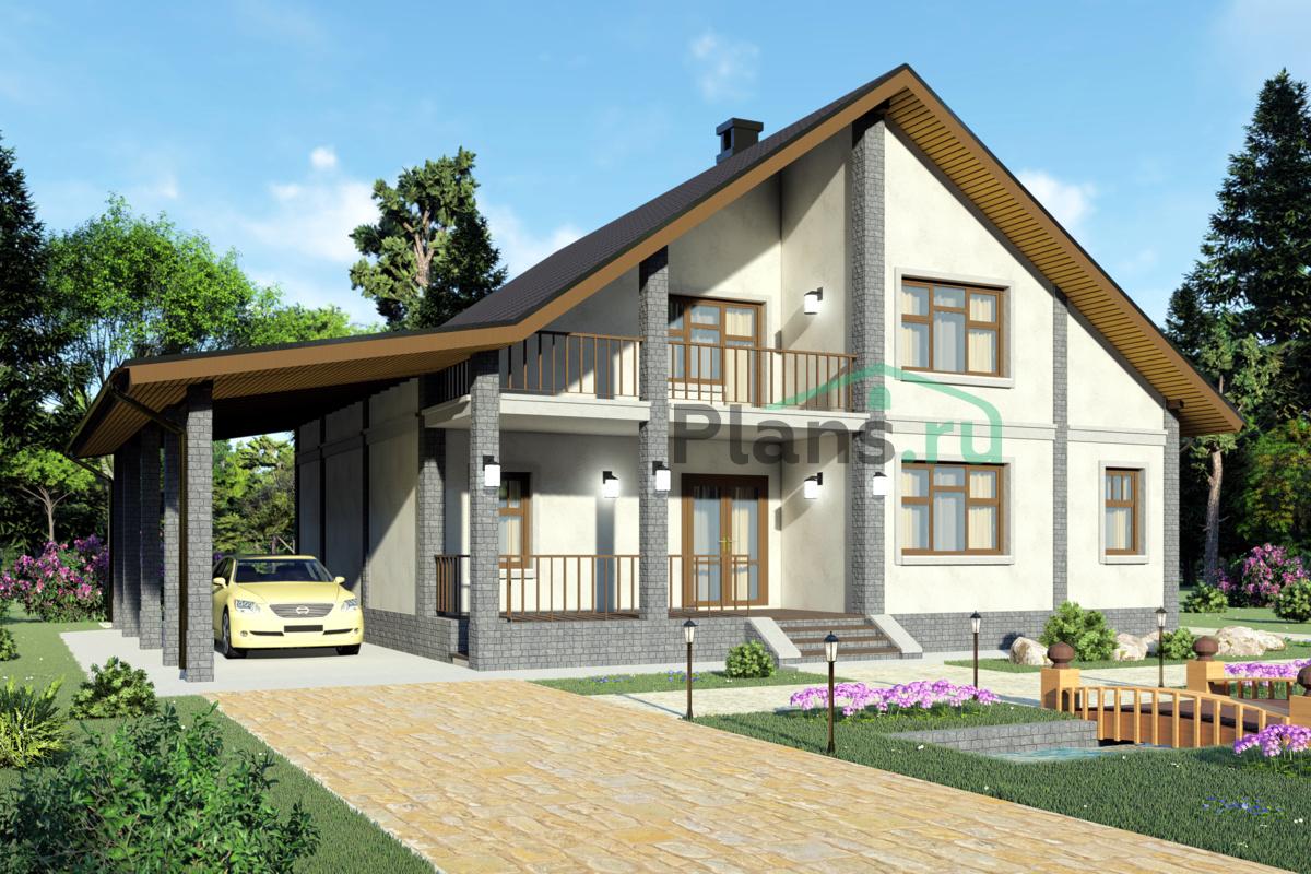 Оптимальное малоэтажное строительство жилья - Страница 5 90-13