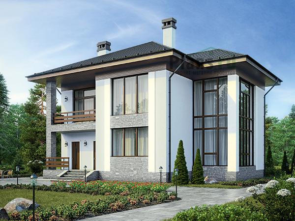 Оптимальное малоэтажное строительство жилья - Страница 5 90-14