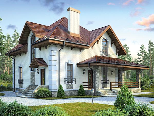 Оптимальное малоэтажное строительство жилья - Страница 5 90-45