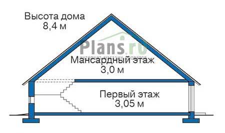 Высота этажей :: Проект 37-88