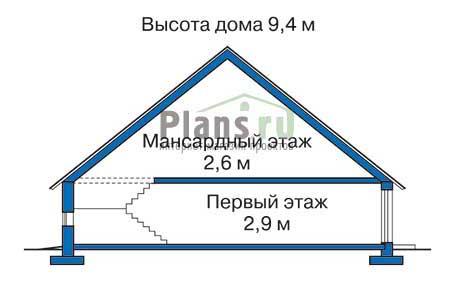 Высота этажей :: Проект 51-94